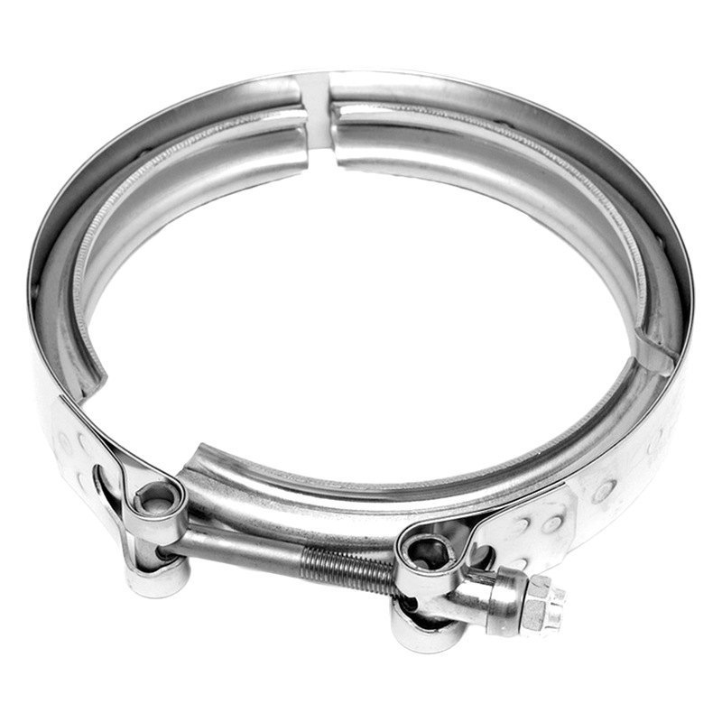 Walker heavy duty stainless steel natural v band
