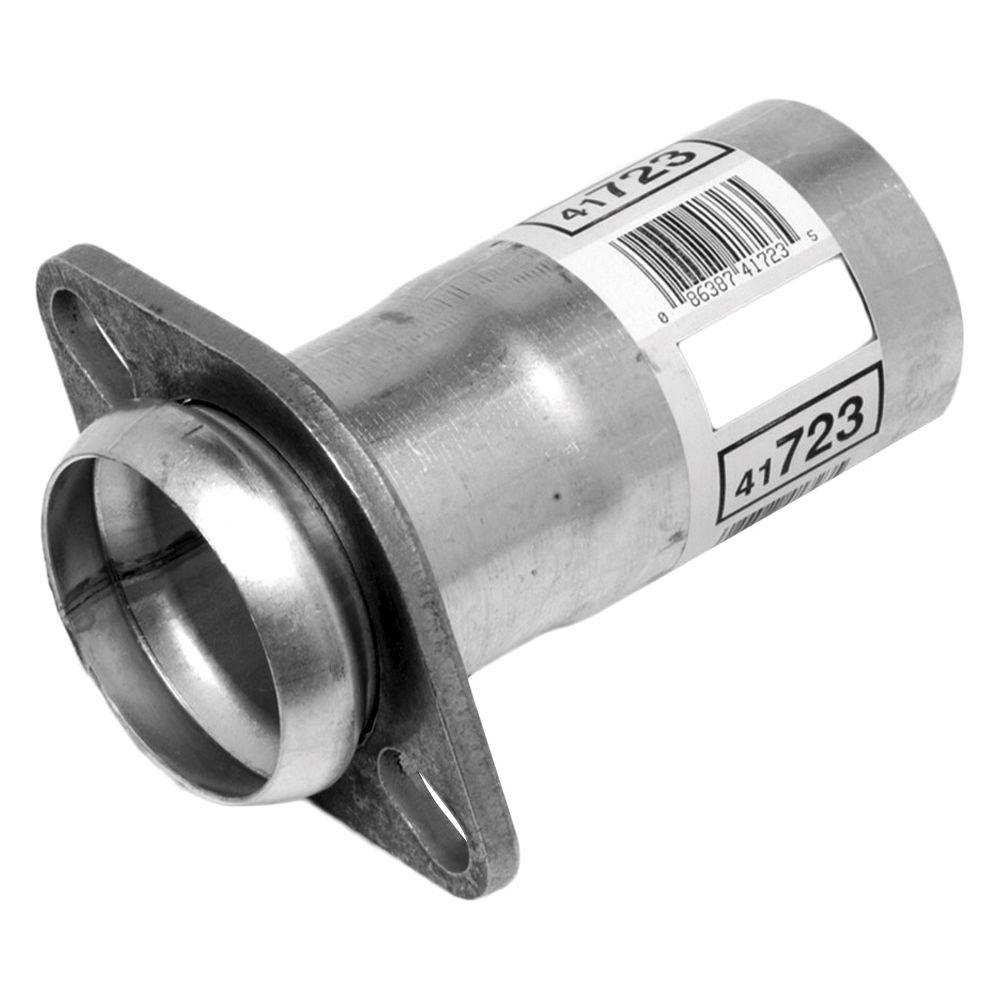 Walker aluminized steel od id ball flange pipe