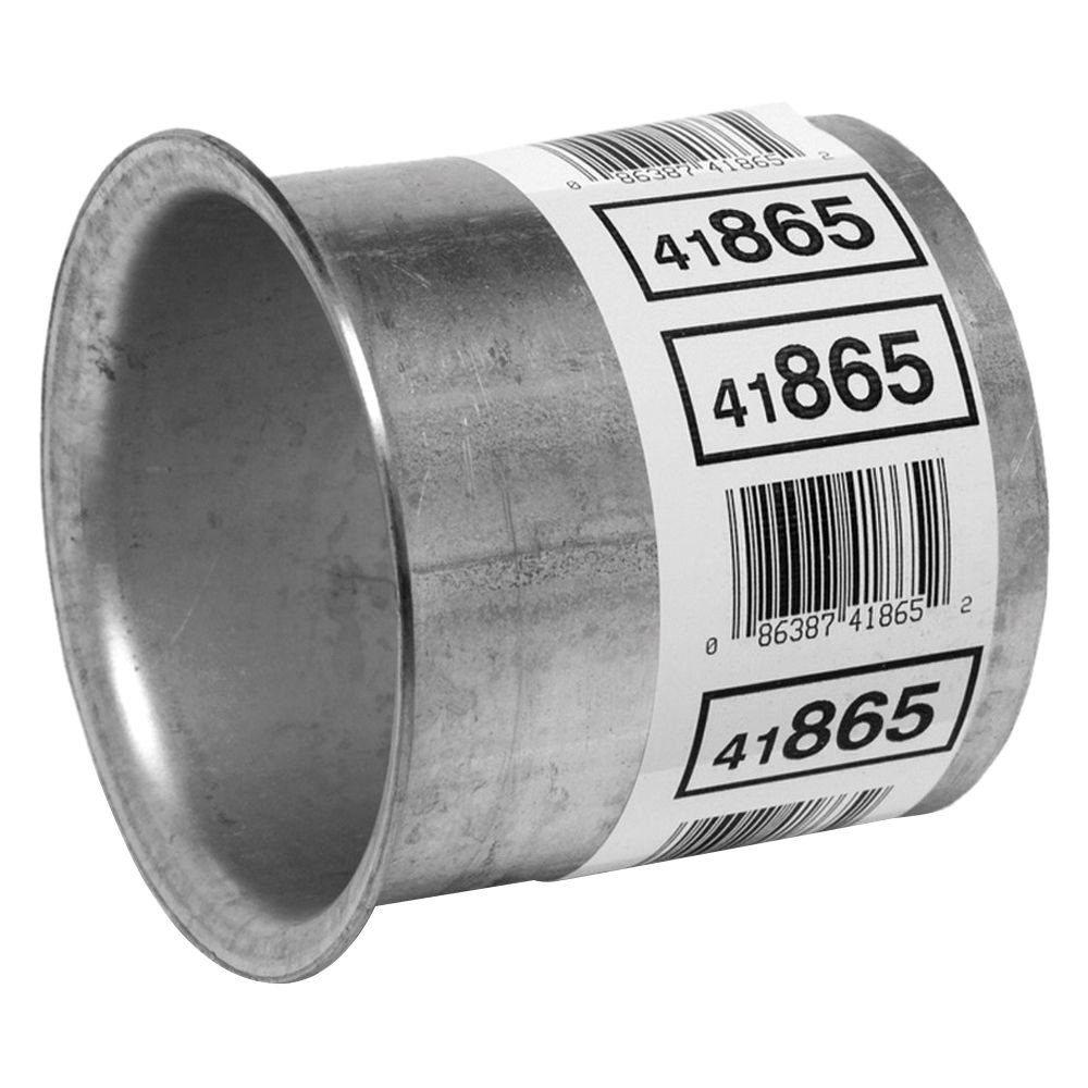 """3.5/"""" Length Walker 41865 Pipe-Connector Flared Adapter 3.5/"""" Inlet"""
