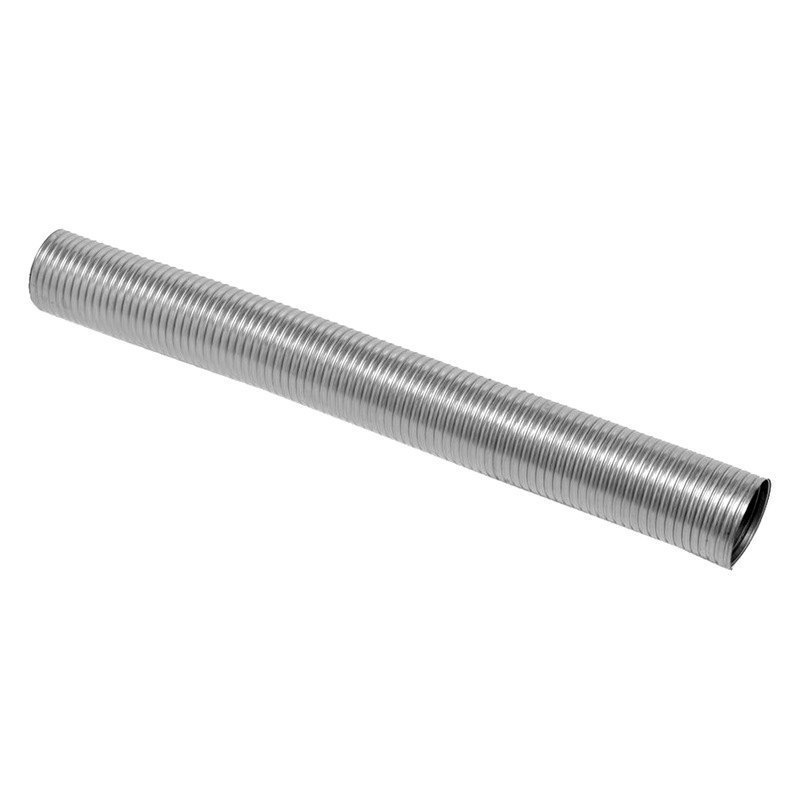 Walker® - Heavy Duty Stainless Steel Bare Pre-Cut Exhaust Flex and Pipe Assembly  sc 1 st  CARiD.com & Walker® 43202 - Heavy Duty Stainless Steel Bare Pre-Cut Exhaust Flex ...
