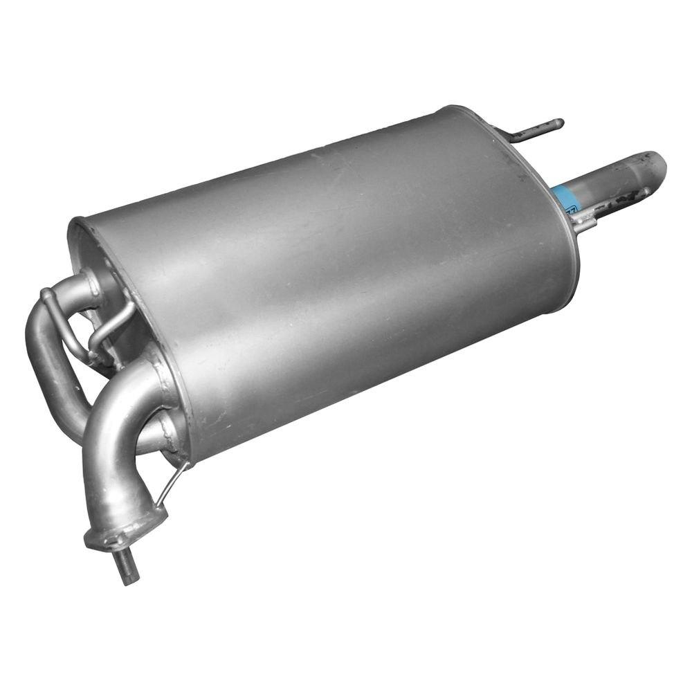 Walker® 53377 - Quiet-Flow™ Aluminized Steel Oval Exhaust ...