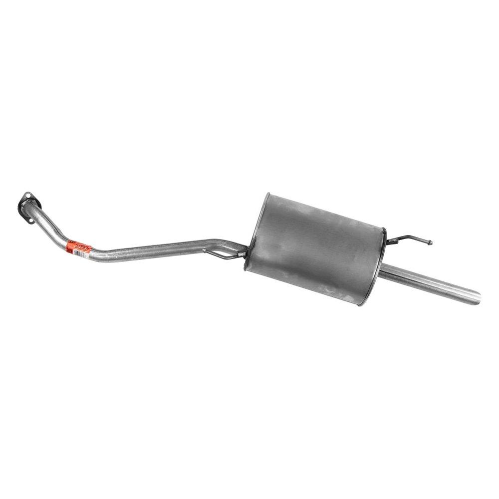 Walker 53793 Quiet-Flow Stainless Steel Muffler Assembly