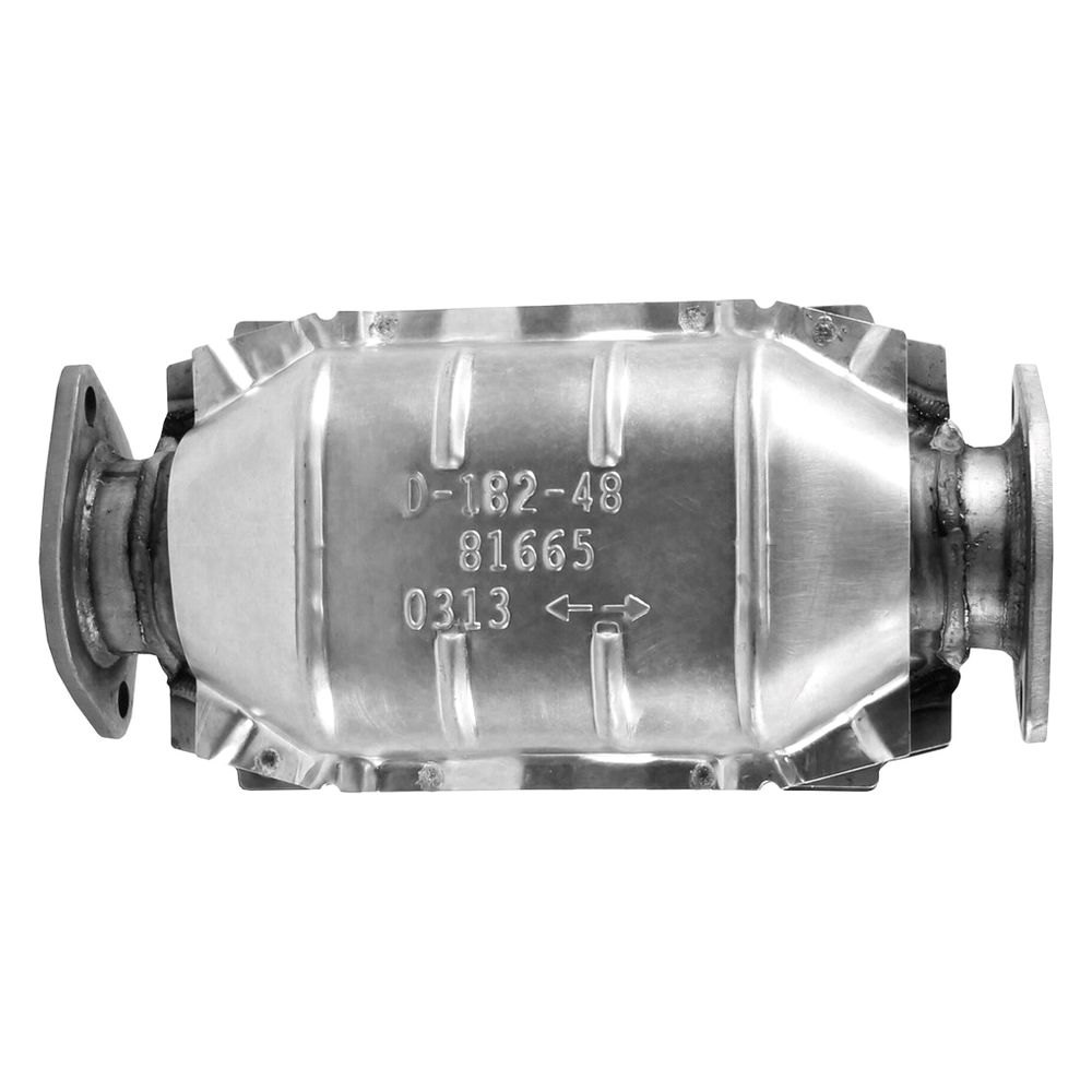 Walker®   CalCat™ Direct Fit Small Oval Body Catalytic Converter