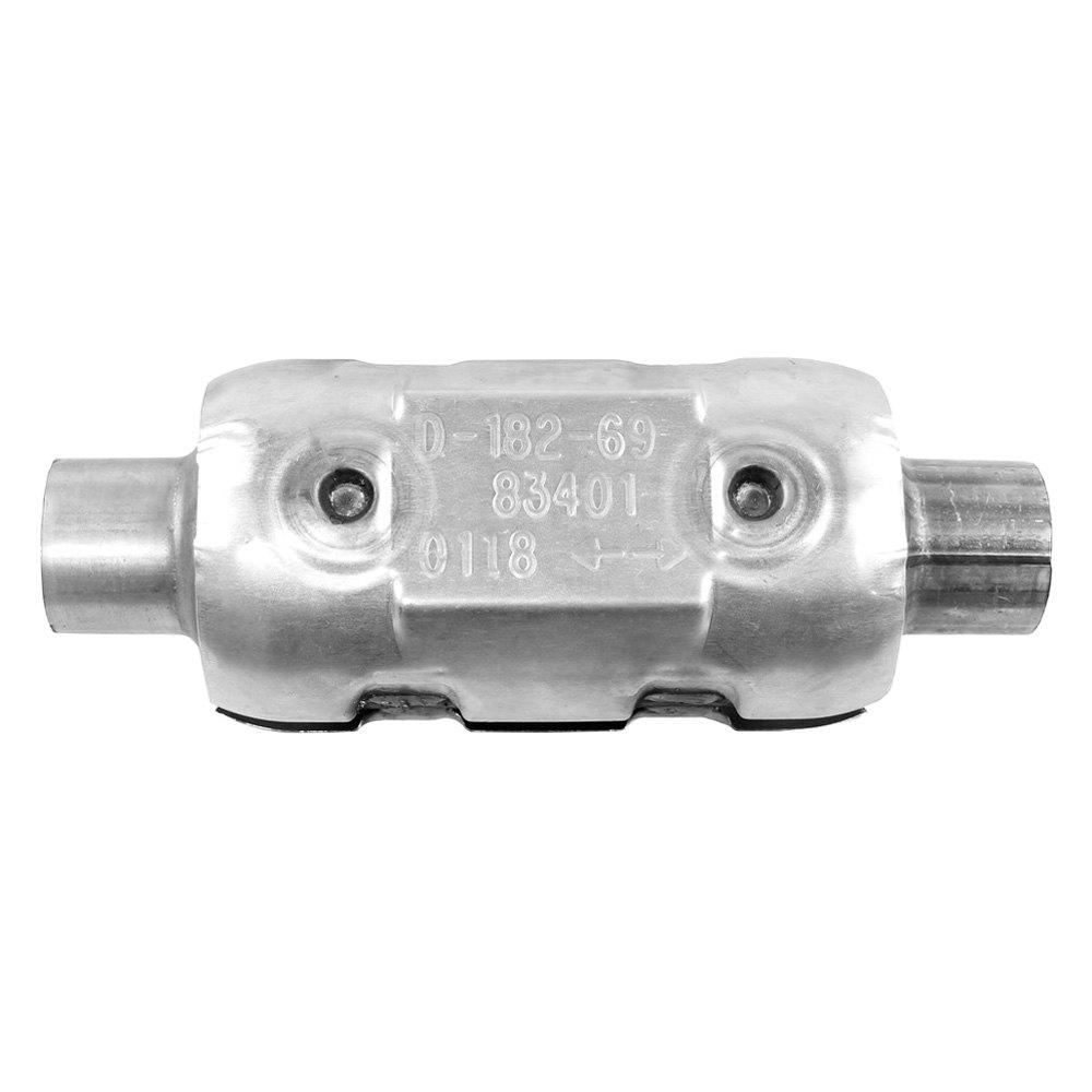 Walker 80832 CalCat Pre-OBDII Universal Catalytic Converter