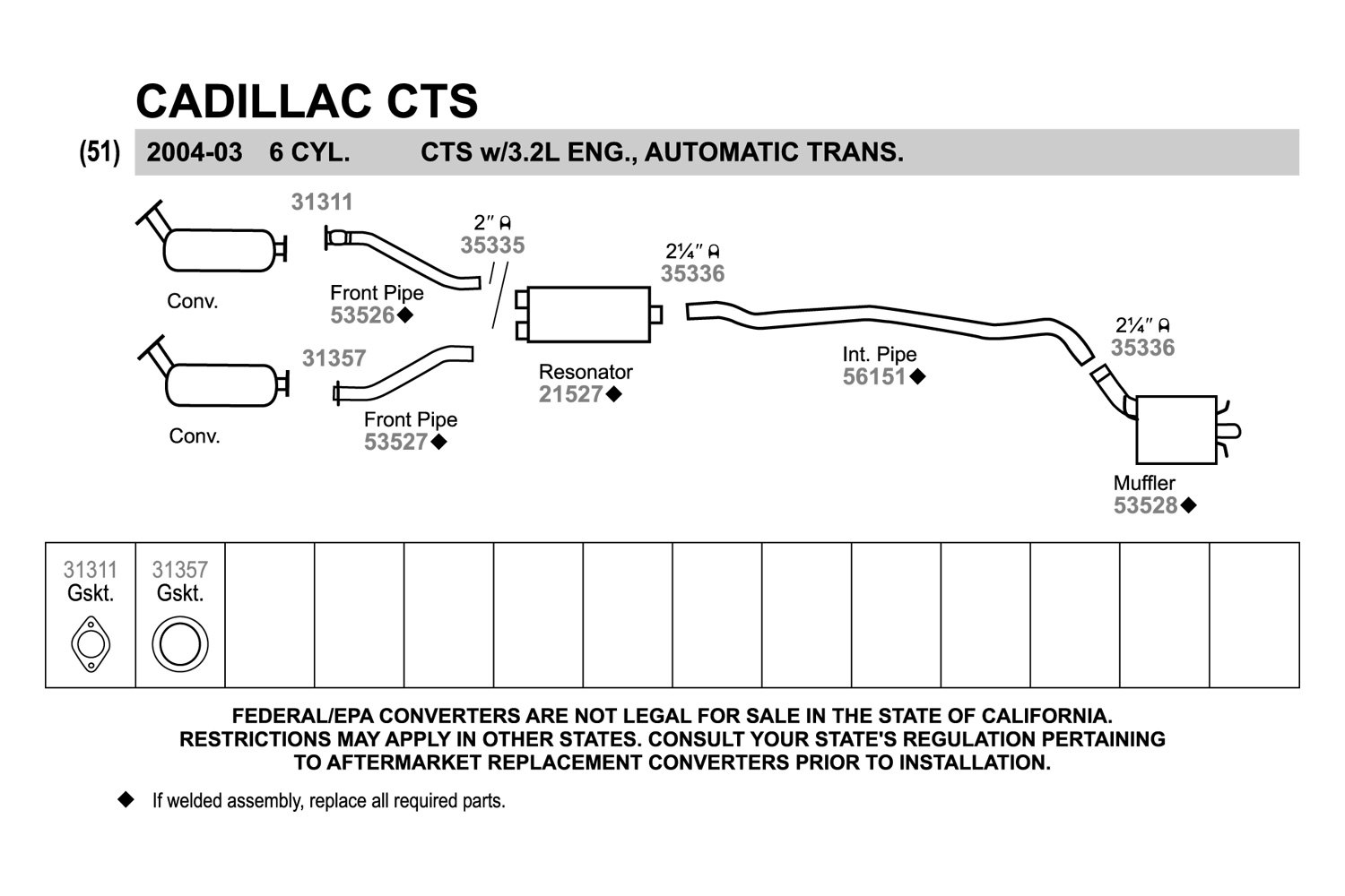 2004 Cts Exhaust Diagram | Wiring Diagram  Cts Wiring Diagram on