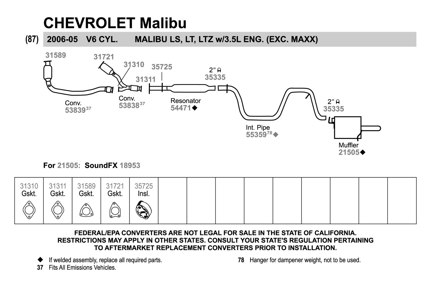 Mbrp 3 U0026quot Exhaust 04 Wiring Diagram