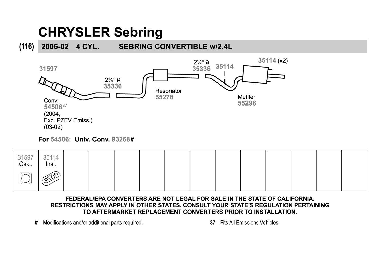 2002 Chrysler Sebring Engine Diagram Schematics Wiring Data \u2022 2005  Chrysler Front Suspension Diagram 2004 Chrysler 300m Parts Diagram