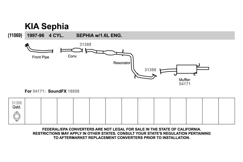 1997 Kia Sephia Exhaust Diagram Product Wiring Diagrams \u2022 2000 Kia  Sephia Passenger Drive Shaft 2000 Kia Sephia Diagram