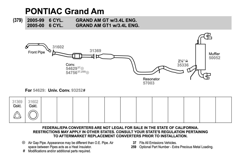 1999 pontiac grand am parts diagram data wiring diagrams \u2022 1999 grand am electrical problems 1999 pontiac grand prix exhaust system diagram wiring diagram rh casamagdalena us 2004 grand am engine diagram 1999 pontiac grand prix parts catalog