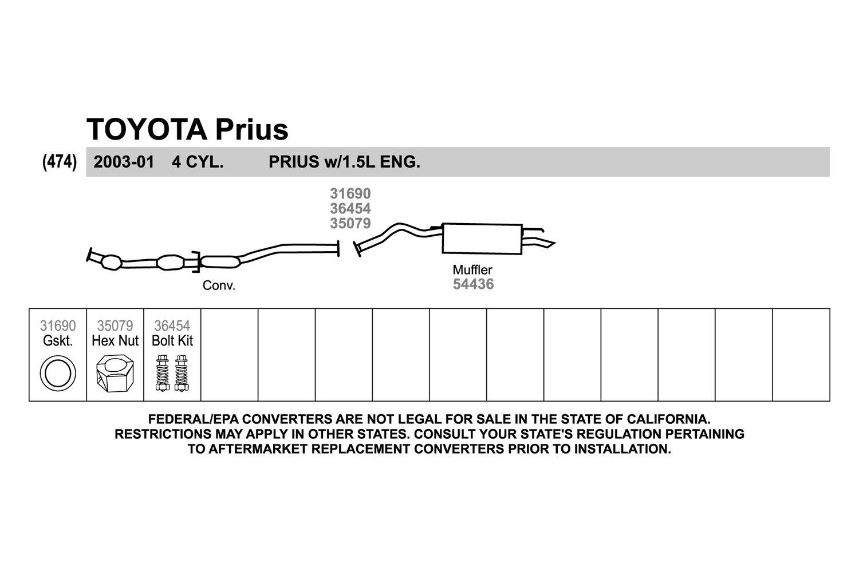 Exhaust Diagram Walker - Wiring Diagram Img on