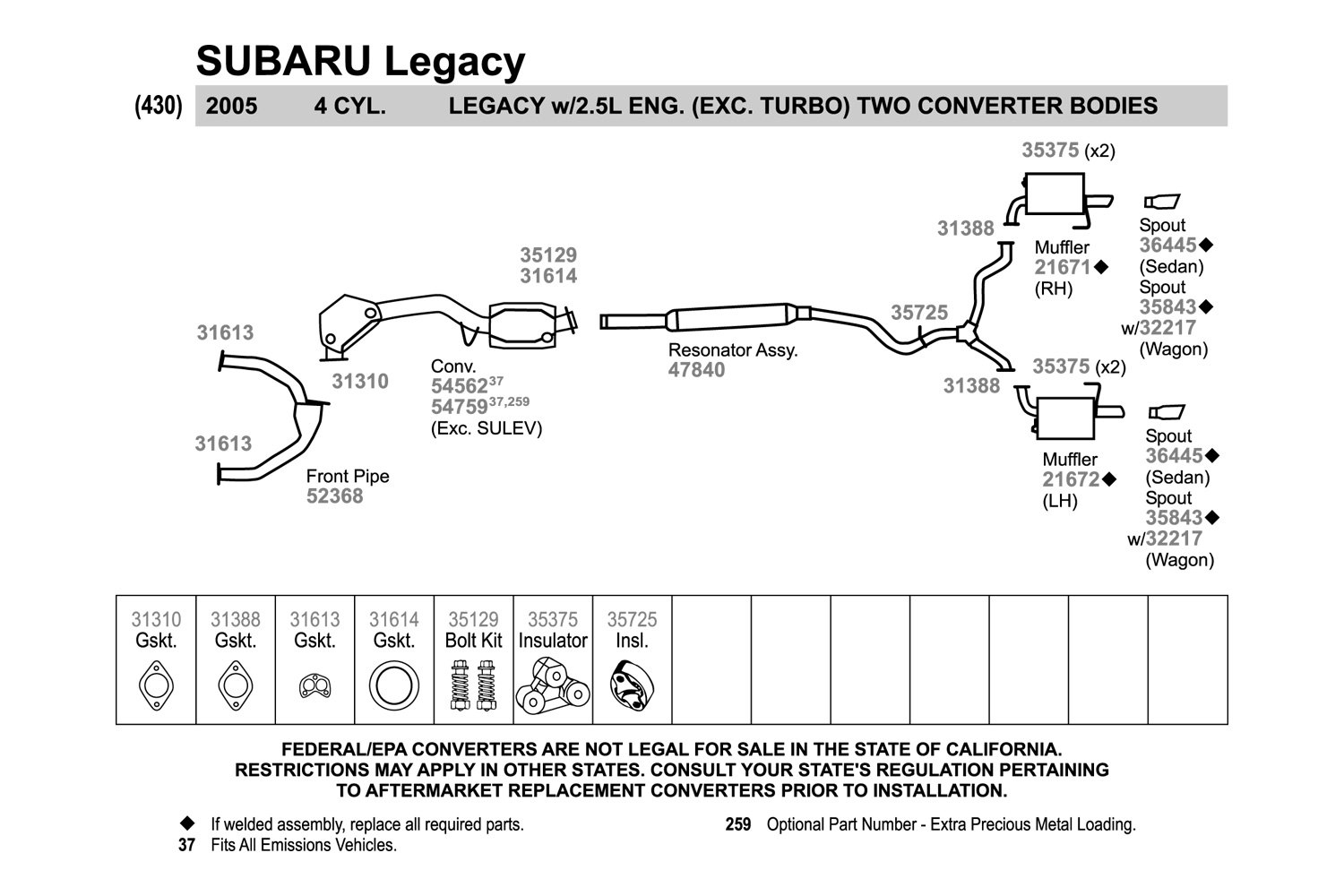 subaru legacy engine subaru legacy outback exhaust diagram 2000 subaru  engine diagram exhaust 1997 subaru exhaust