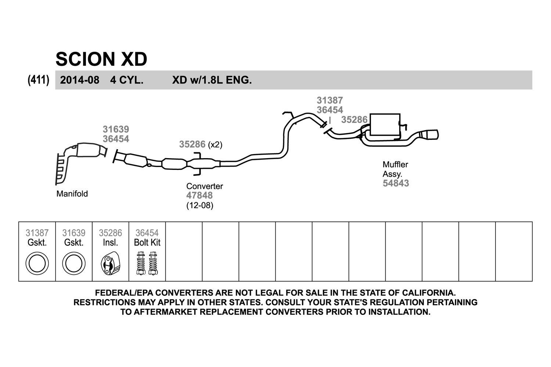 exhaust diagram walker wiring diagram gol