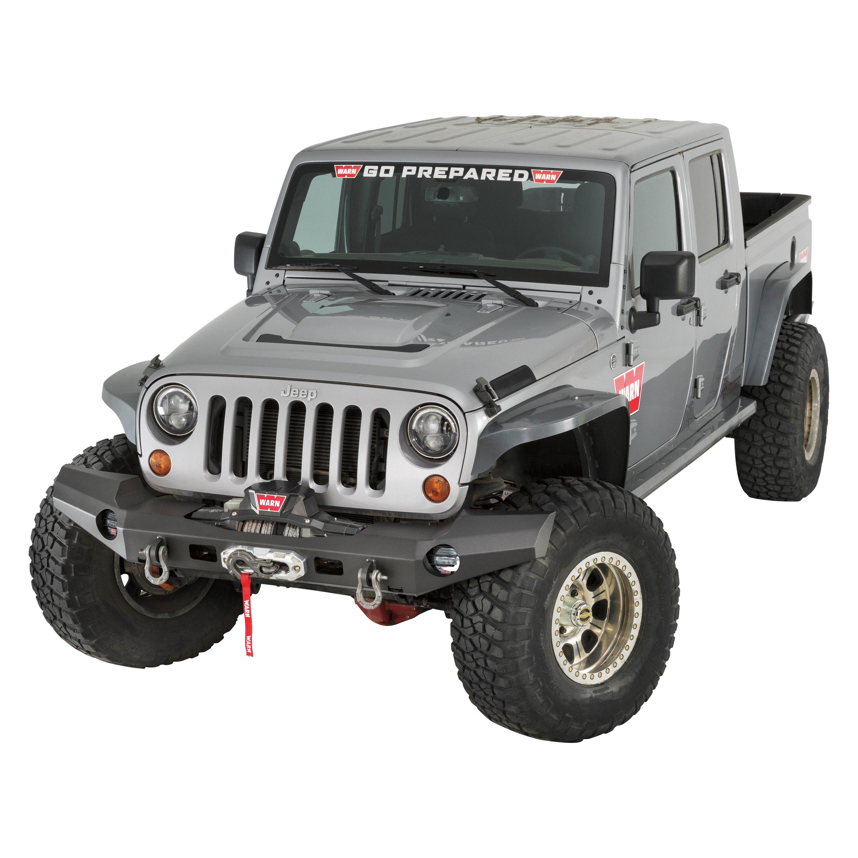 Jeep Wrangler 2018 Elite Series Full Width Black