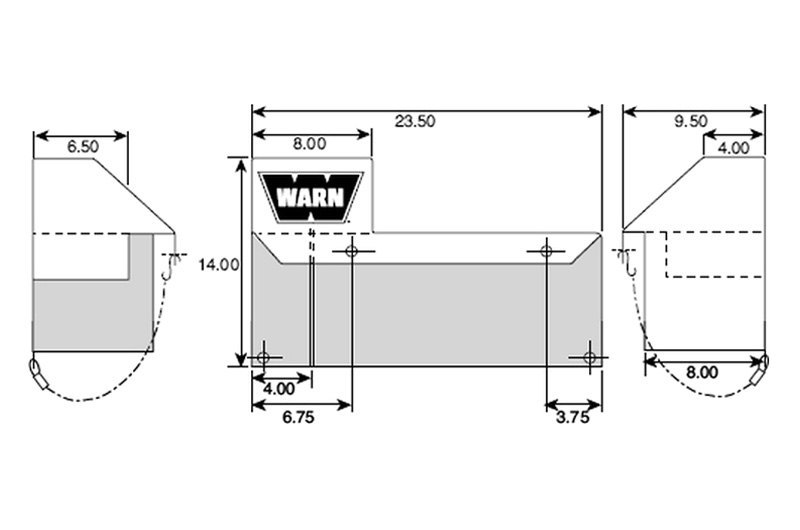 Warn M6000 Winch Solenoid Wiring Diagrams. Warn Xd9000 Wiring ... on