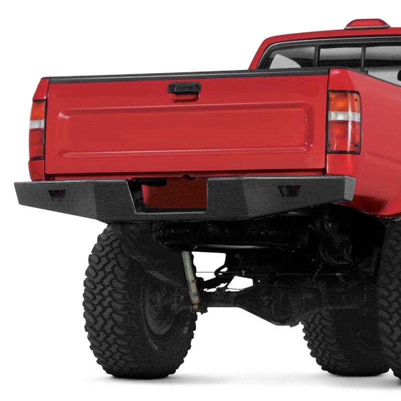 WARN® - Rock Crawler Full Width Rear HD Black Bumper