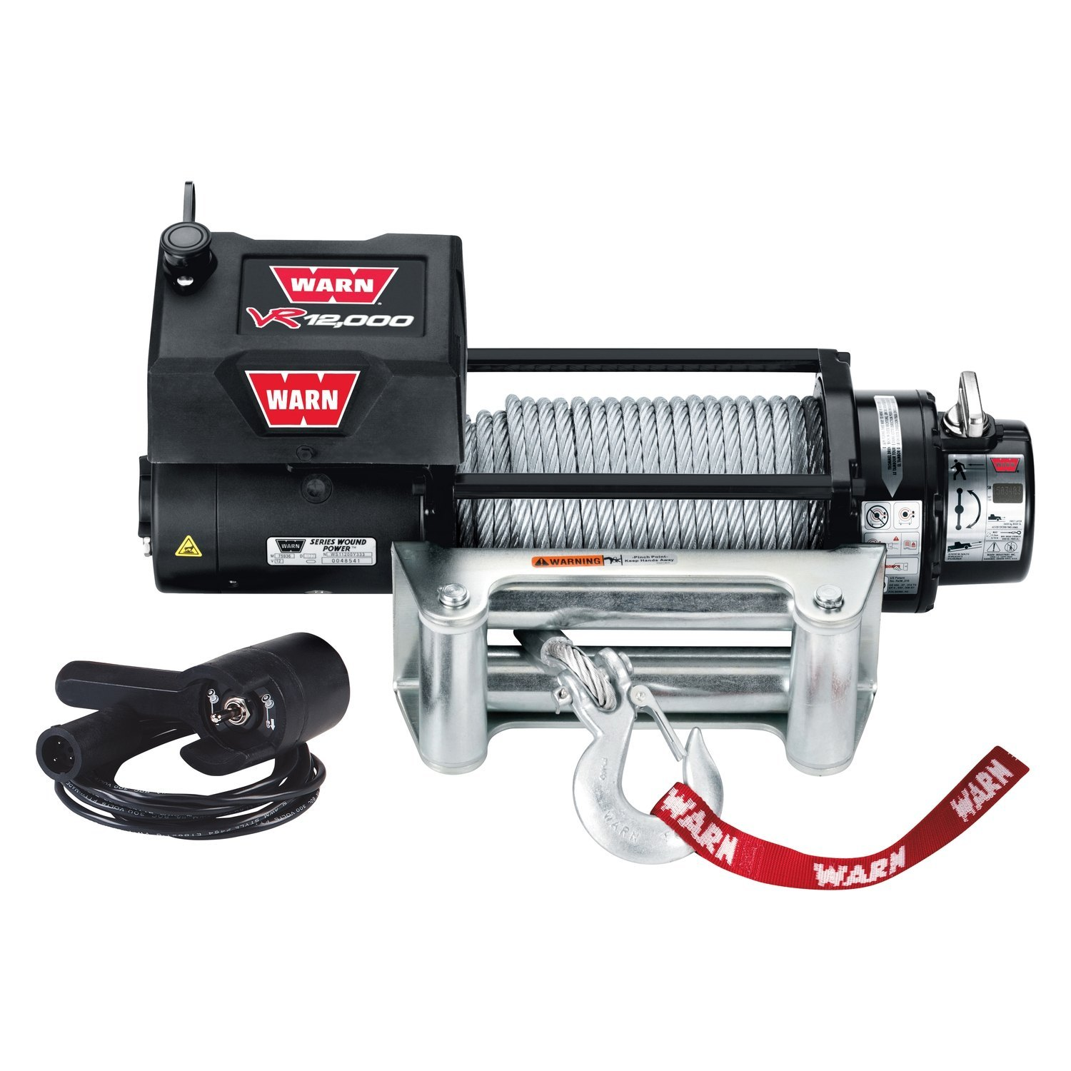 WARN® - Electric Winch