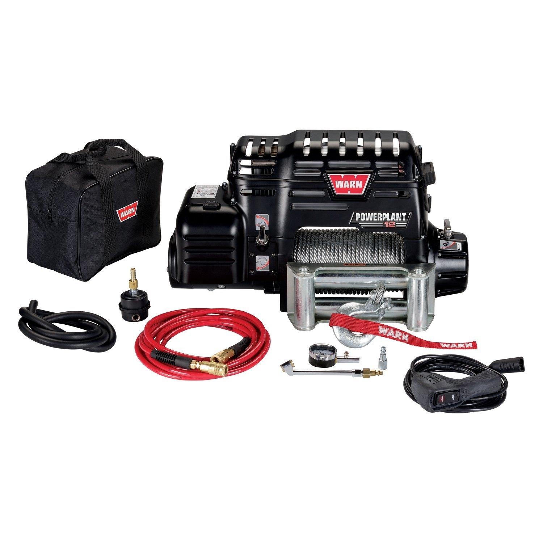 WARN® 91801 - PowerPlant 12 Ultimate Performance Series 12000 lbs ...