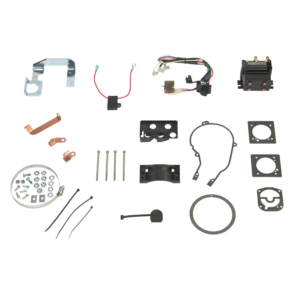 Warn 91818 Contactor Kit For Powerplant 9 5 Amp 12 Winches