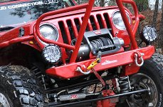 WARN® - Electric Off-Road Winch