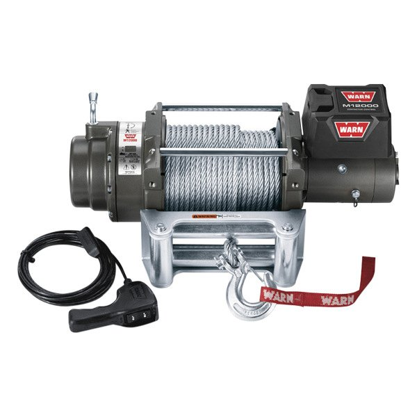 Warn 12 000 Lb Winch Bing images