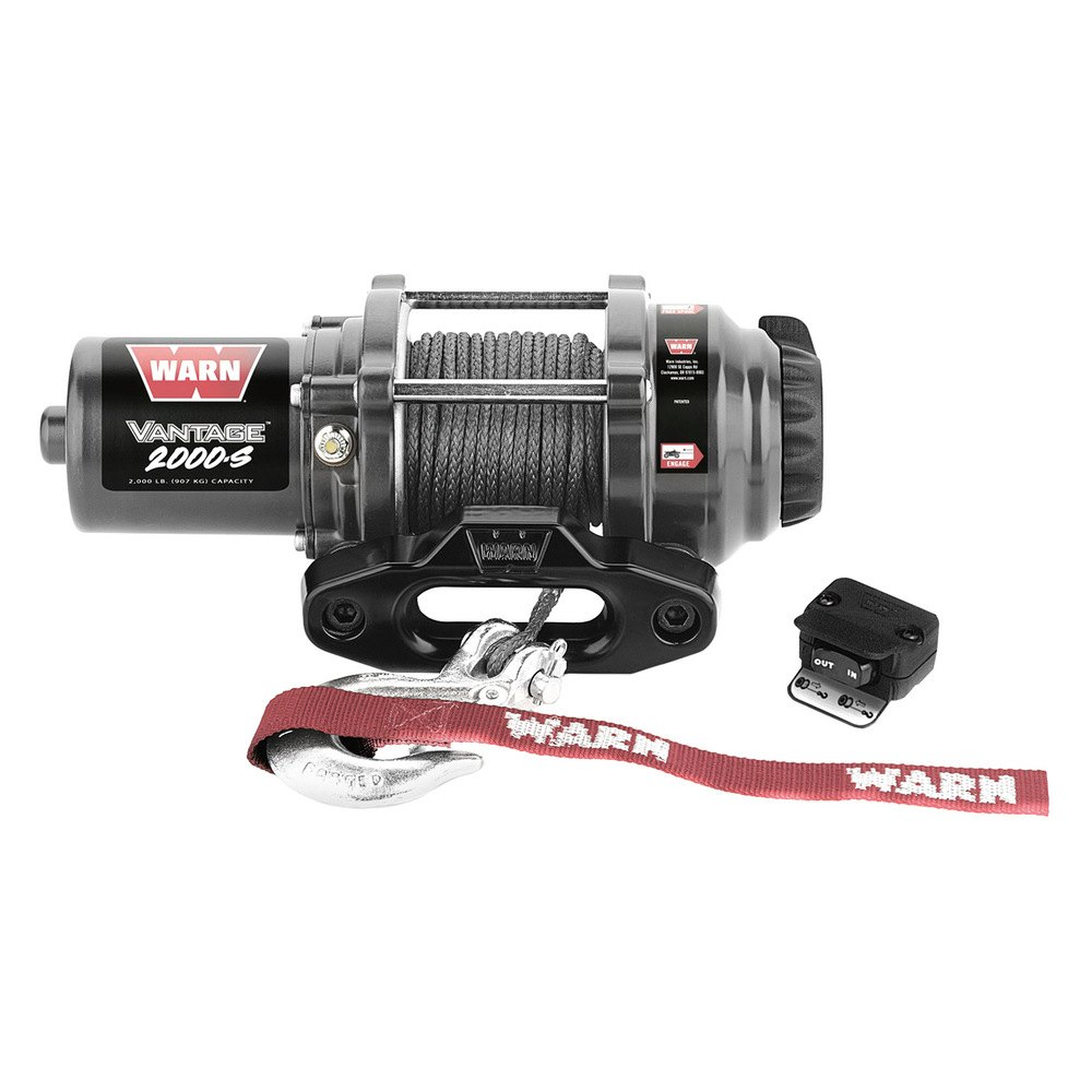 warn vantage 2000 winch wiring diagram champion 2000 lb Polaris Winch Wiring Diagram KFI Winch Wiring Diagram