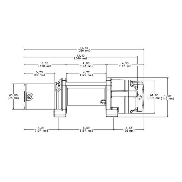 warn works 3700 wiring diagram