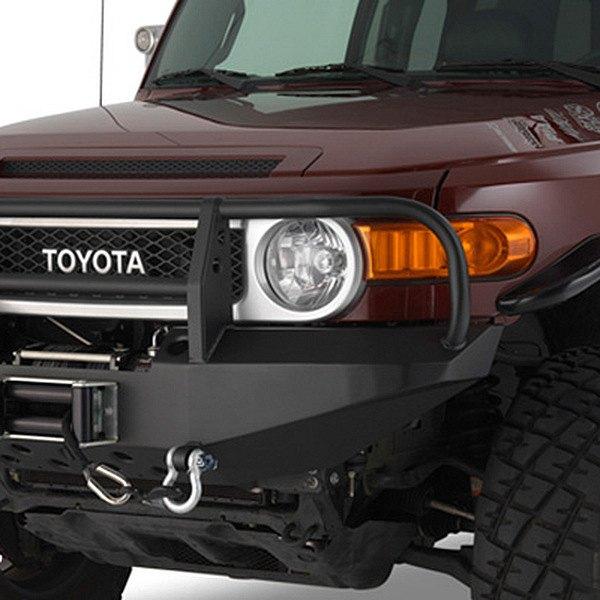 Heavy Duty Front Steel Bumper With Winch Mount Da5645 For: Toyota FJ Cruiser 2007-2014 Heavy Duty Front