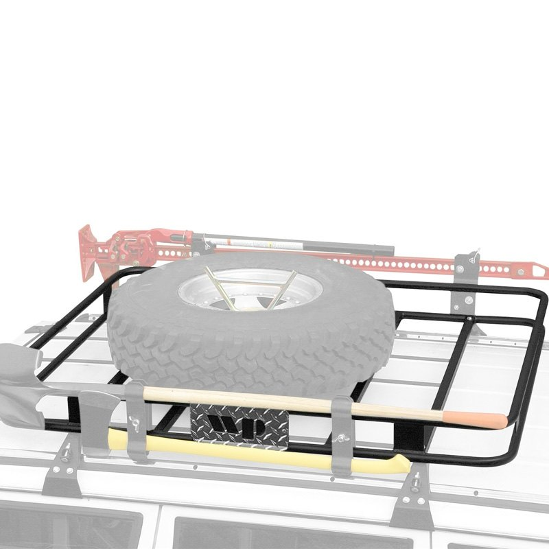 warrior jeep cherokee 2000 2001 safari roof rack. Black Bedroom Furniture Sets. Home Design Ideas