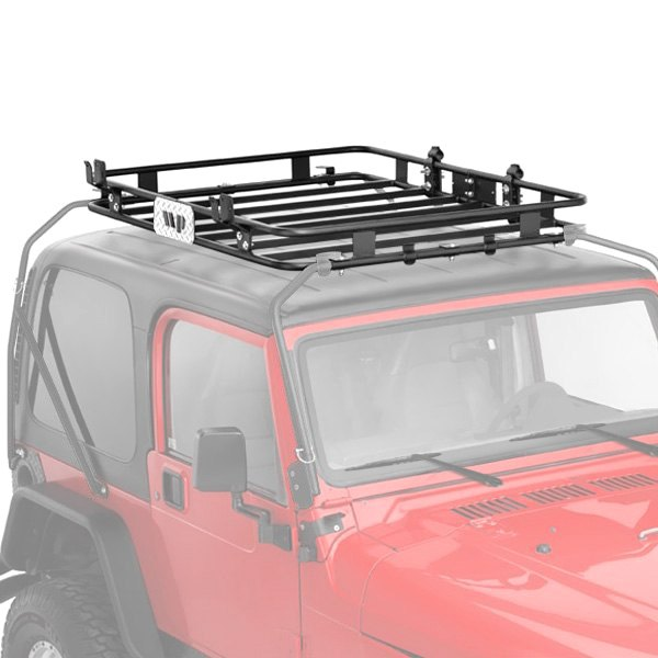 warrior 842 jeep cherokee 2000 safari sport rack. Black Bedroom Furniture Sets. Home Design Ideas