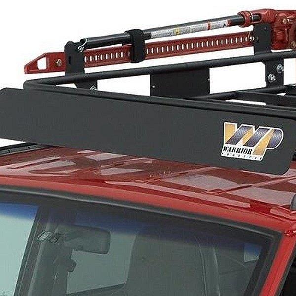 Warrior 174 850 Outback Roof Rack Wind Deflector