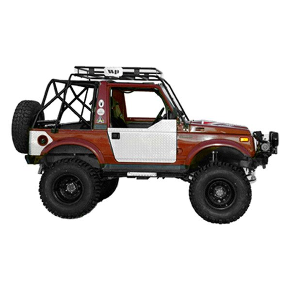 warrior suzuki samurai 1985 1995 safari roof rack. Black Bedroom Furniture Sets. Home Design Ideas