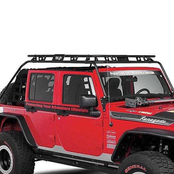 Warrior® - Jeep Wrangler 2017 Renegade Rack