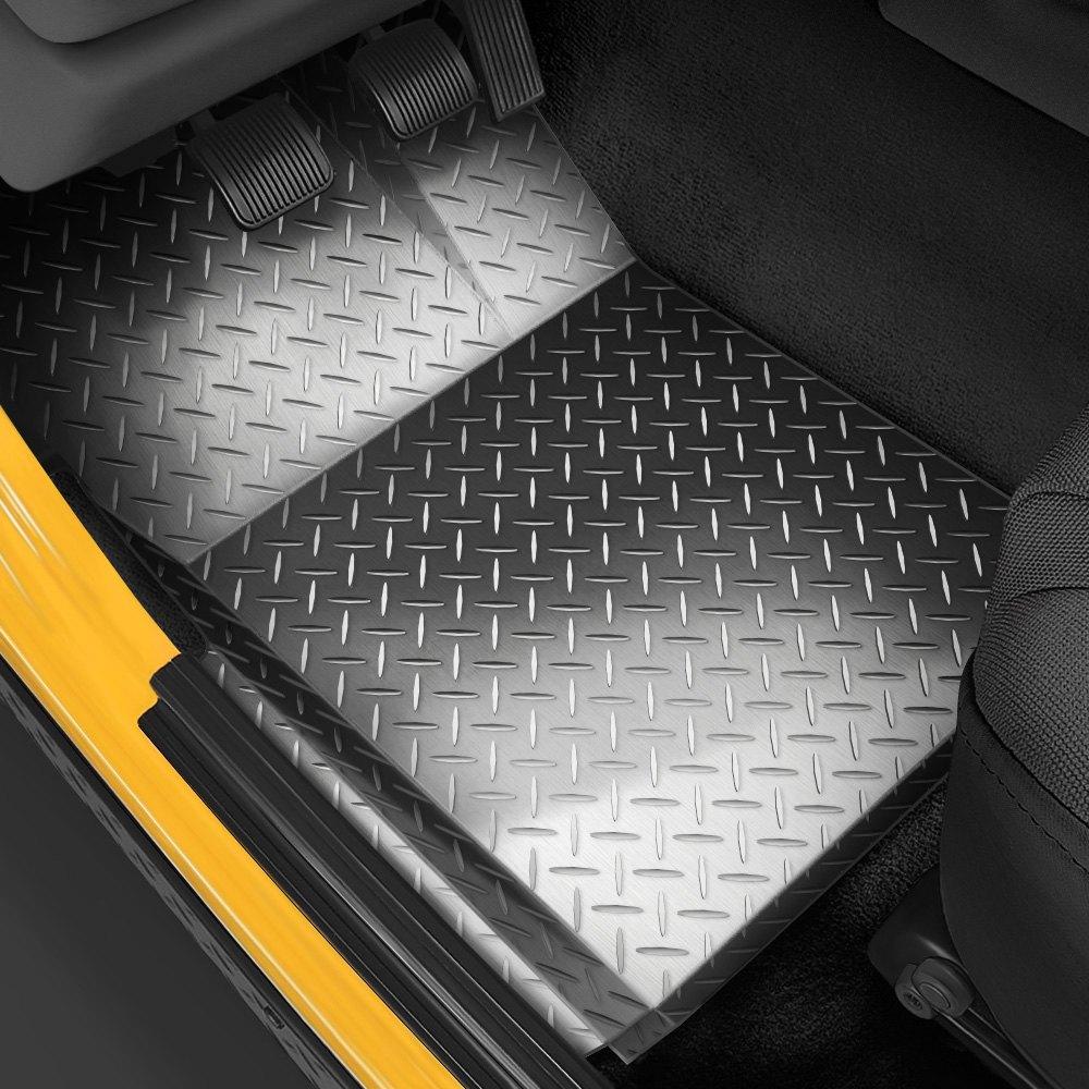 ridge mat carper kit rugged carpet gray floor wrangler mats jeep replacement deluxe