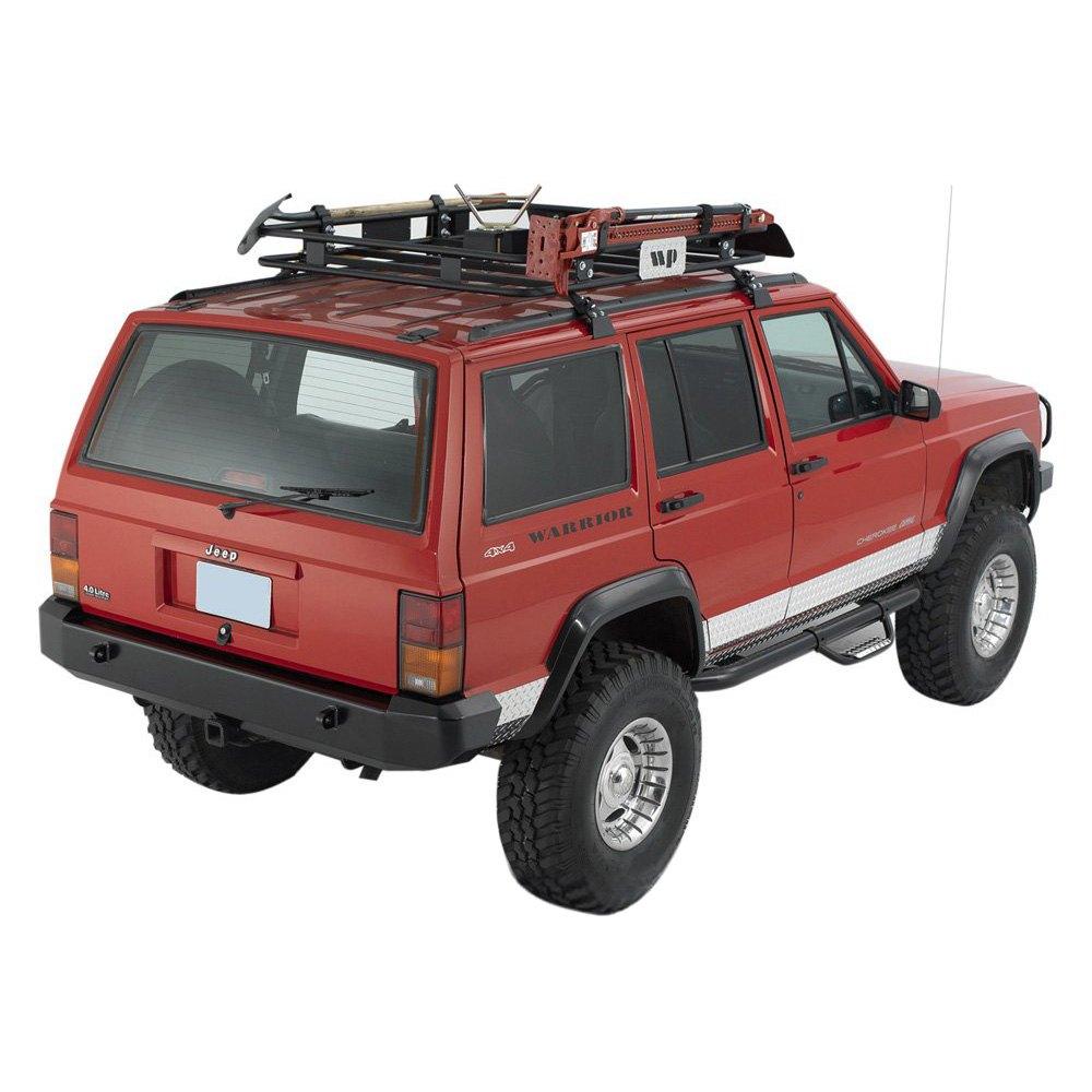 Jeep Cherokee 1997-2001 Rock Crawler Full Width