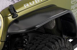Warrior Cowl Panel on Jeep Wrangler