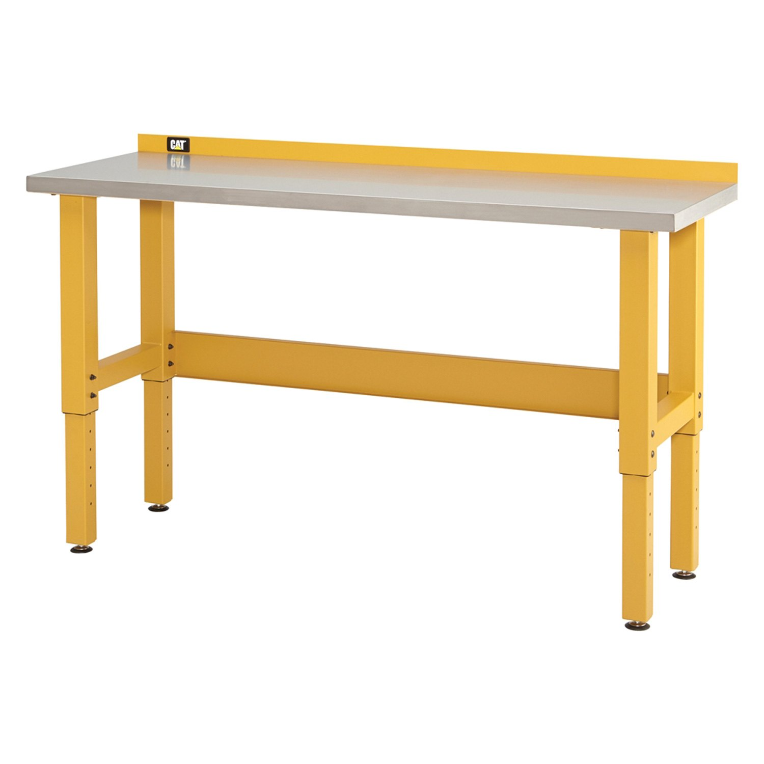 Waterloo Cat Workbench With Stainless Steel Work Surface