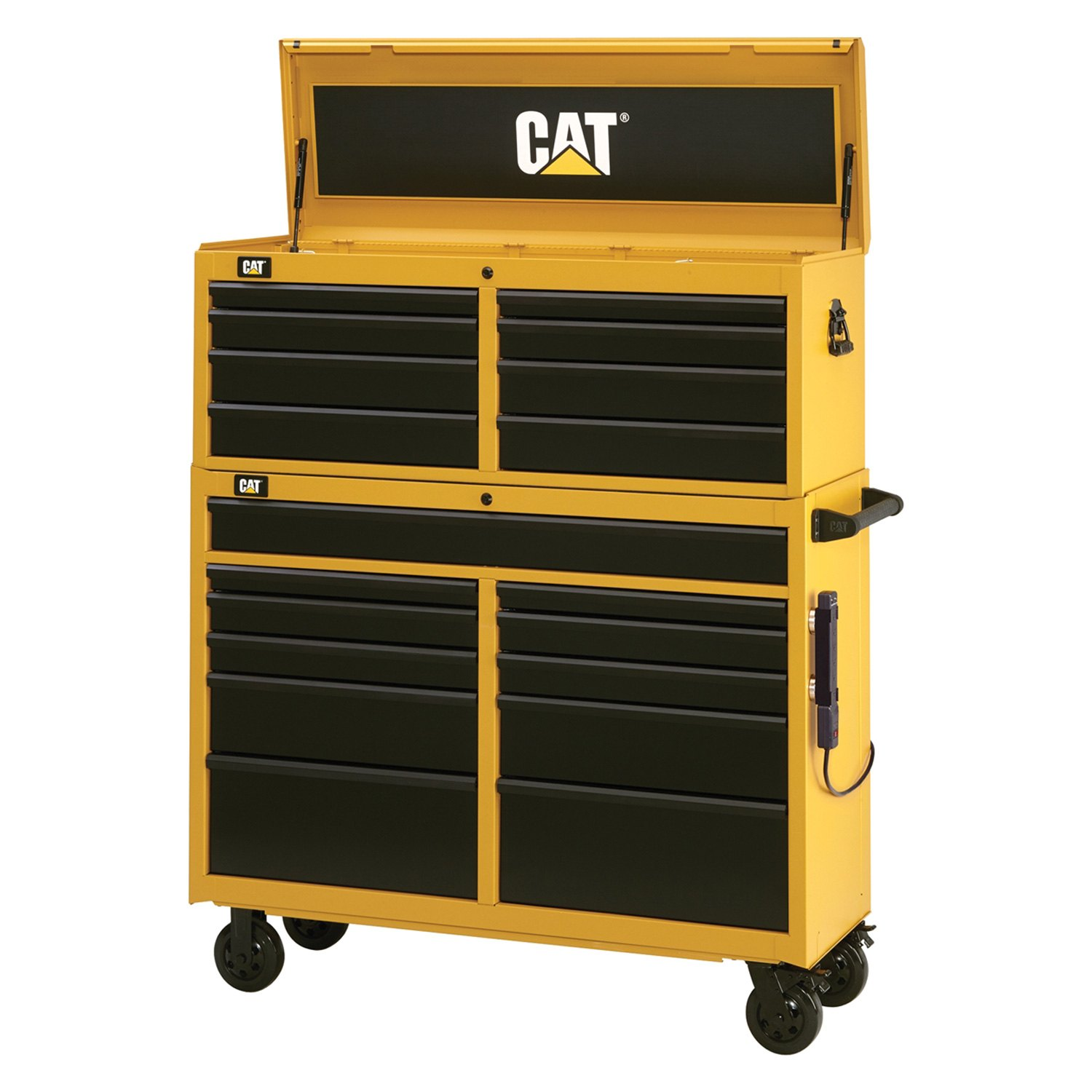 cabinet ladders chest waterloo ts combo tool at inch index storage product