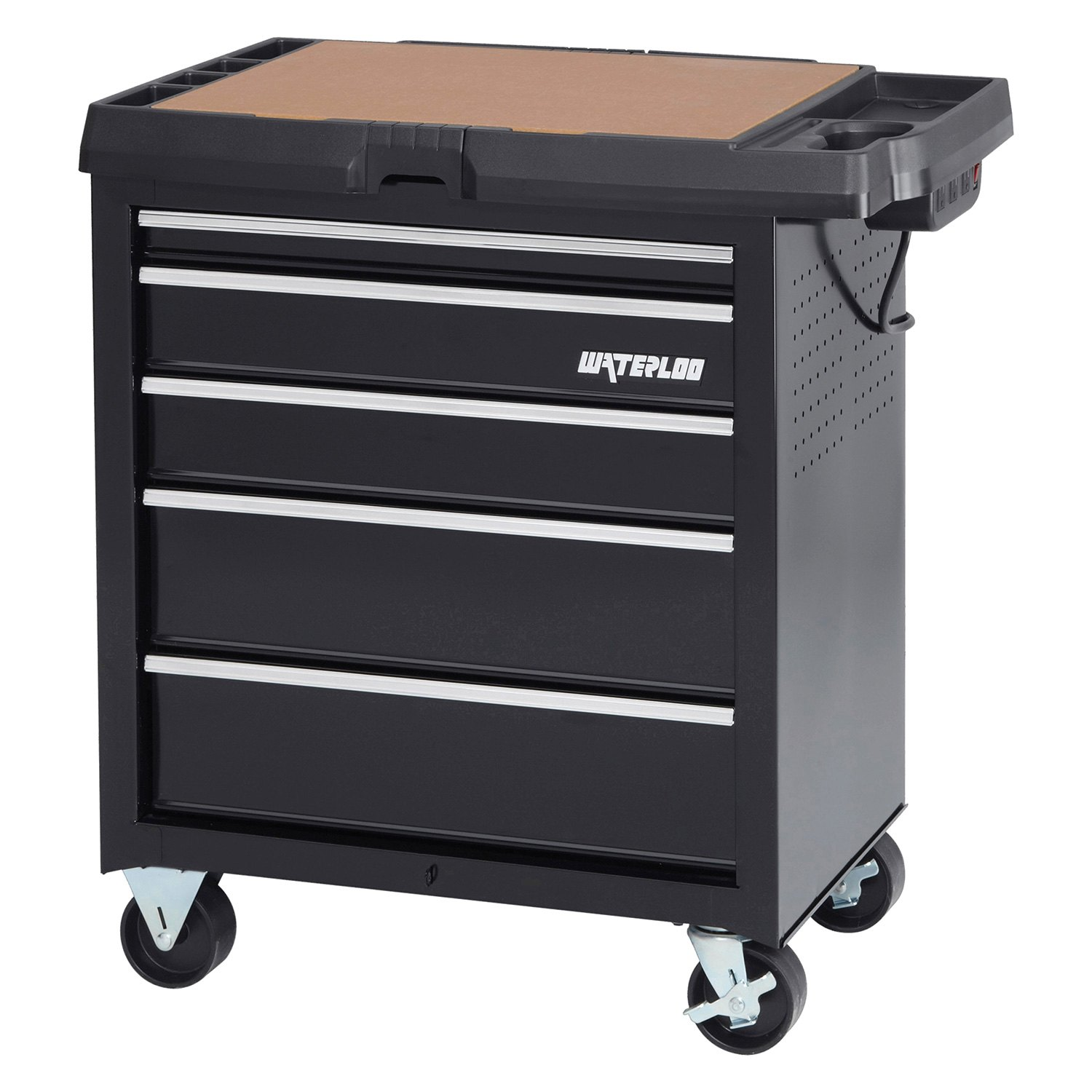 Waterloo®   Specialty Series 3 Drawer Project Center ...