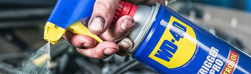 15 Ingenious Uses for WD-40 You Didnt Know About