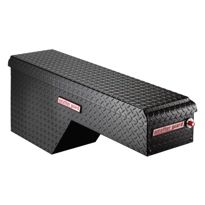 Weather Guard 174 172 5 01 Single Lid Driver Side Pork Chop Tool Box