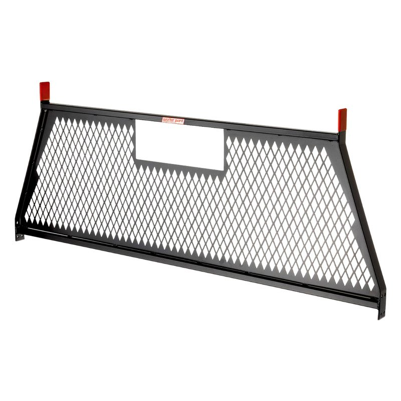 For Dodge Ram 3500 94 Weather Guard Protect A Rail Black