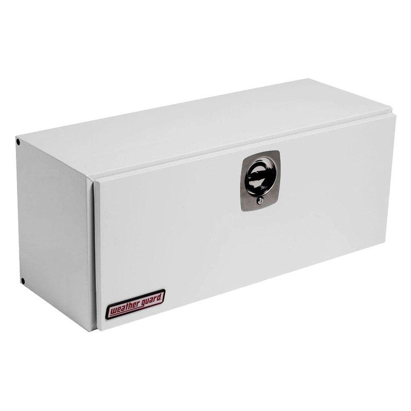 Weather Guard 174 247 3 02 Super Side Single Door Top Mount Tool Box