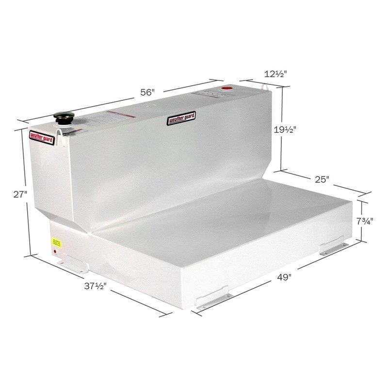 Rds 90 Gallon Transfer Tank >> Transfer Tank L Shape Weather Guard | Autos Post