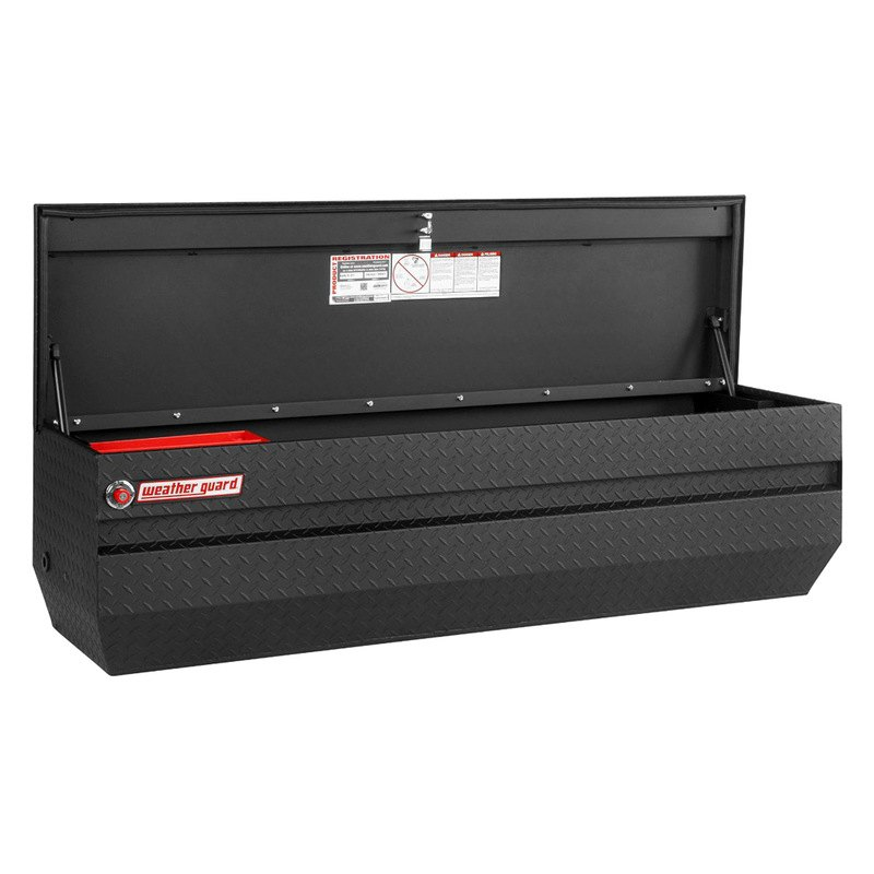 Weather Guard 664-52-01 - Standard Single Lid Chest Tool ...