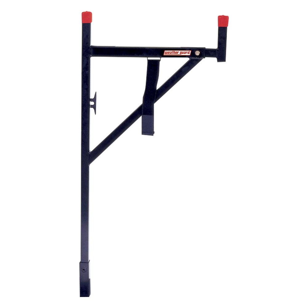 weather guard 1451 5 weekender horizontal rear ladder rack. Black Bedroom Furniture Sets. Home Design Ideas