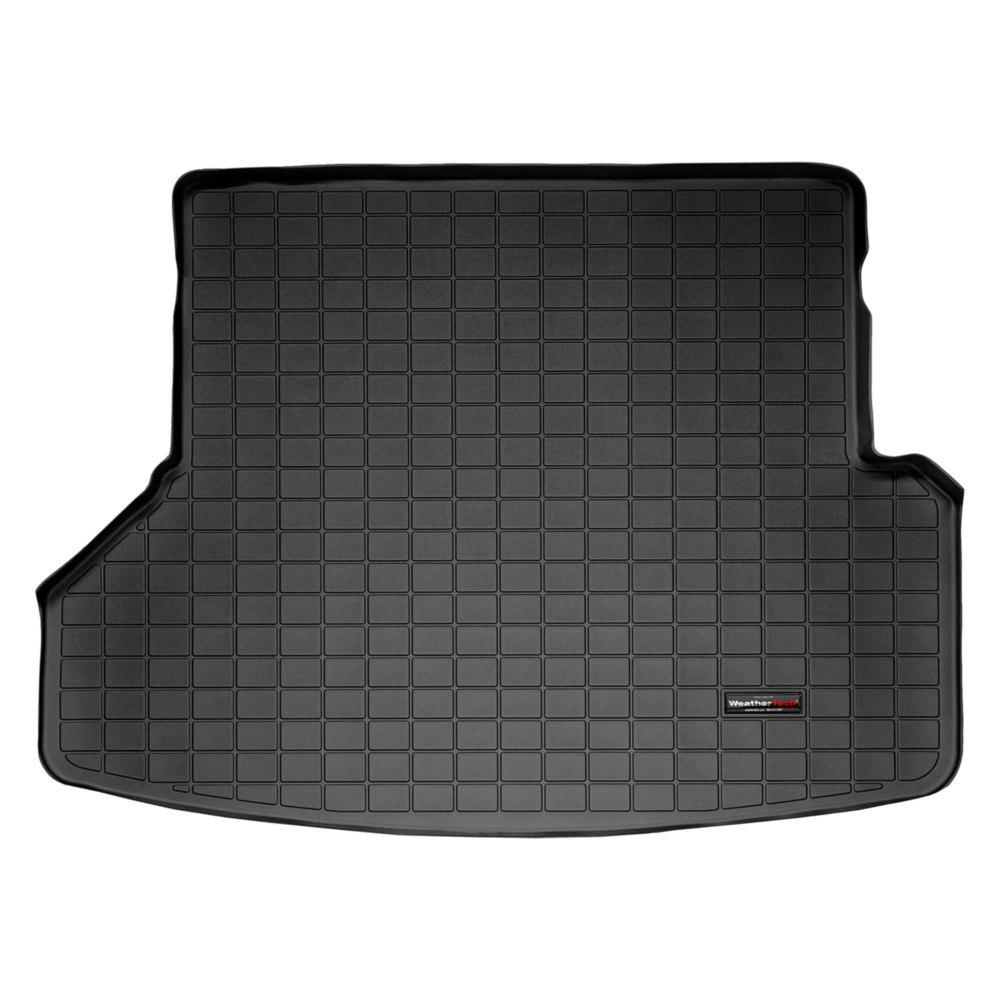 Weathertech mats buffalo -  Weathertech Cargo Liner Black