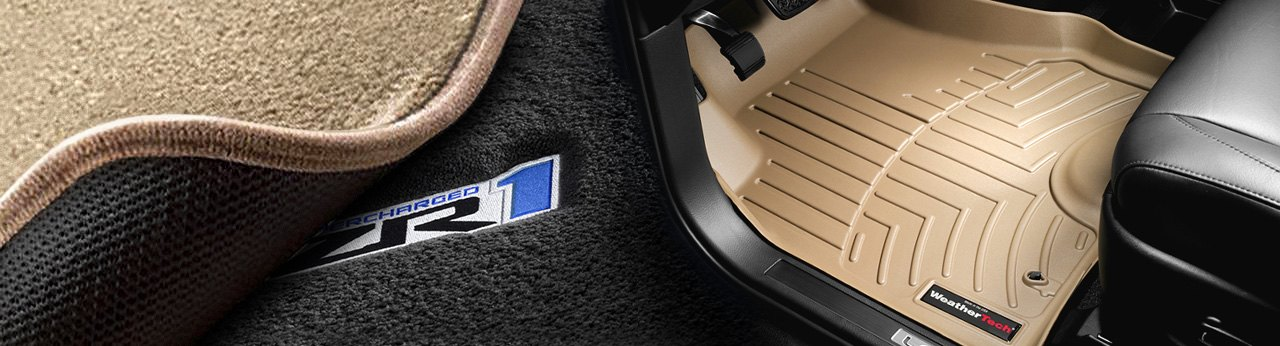 Chevy HHR Floor Mats - 2007