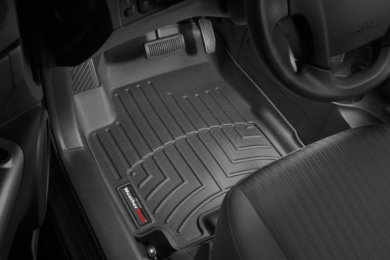 Weathertech floor mats hyundai tucson - Hyundai Tucson All Weather Floor Mats