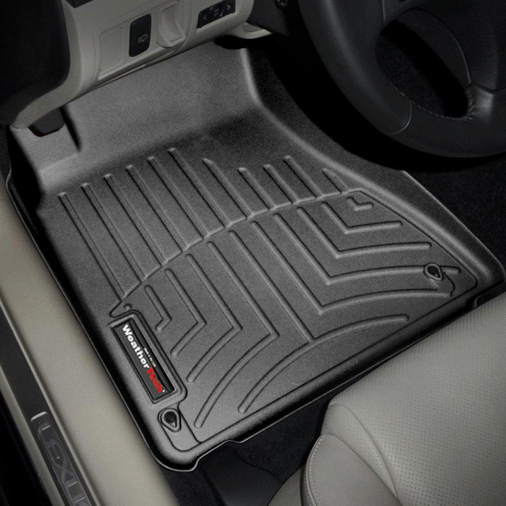 Weathertech mats not laying flat - Weathertech Digitalfit Molded Floor Liners Black