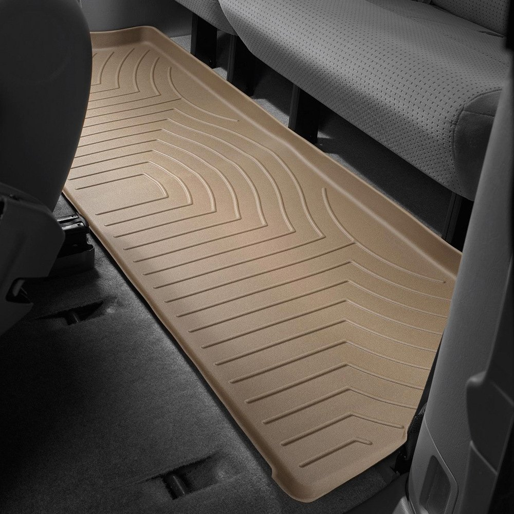 weathertech 450873 toyota sienna 2004 2008 digitalfit molded floor liners. Black Bedroom Furniture Sets. Home Design Ideas